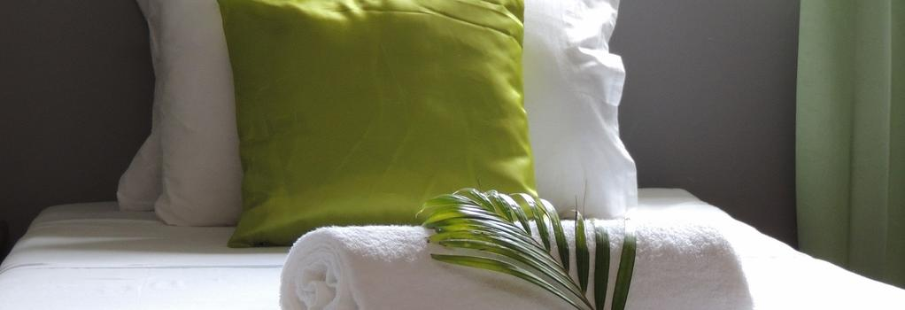 Elysee Residence - Trou Aux Biches - 寝室