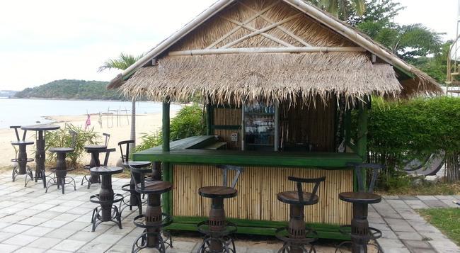 バーン ボプート ビーチホテル - サムイ島 - バー
