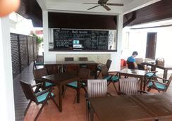 バーン ボプート ビーチホテル - サムイ島 - レストラン