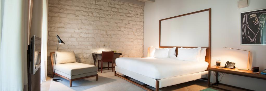 メルサー ホテル バルセロナ - バルセロナ - 寝室