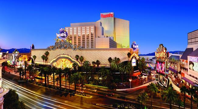 ハラーズ ラスベガス ホテル & カジノ - ラスベガス - 建物