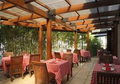 Hotel Residencia Del Sol - グアテマラ - レストラン