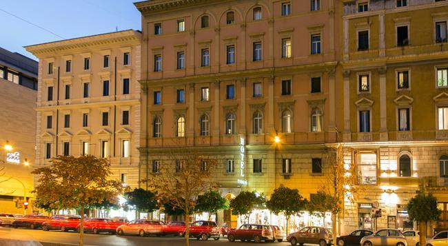 ホテル ラニエリ - ローマ - 建物