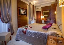 ホテル ラニエリ - ローマ - 寝室