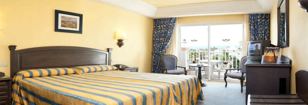 ClubHotel Riu Chiclana - Chiclana de la Frontera - 寝室
