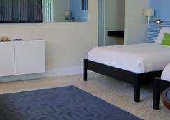 Victoria Park A North Beach Village Resort Hotel - フォート・ローダーデール - 寝室