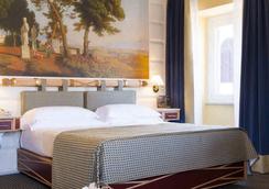 ホテル ビクトリア - ローマ - 寝室