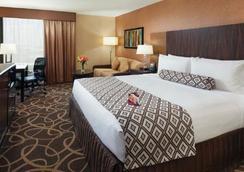 クラウン プラザ ホテル ニューアーク エアポート - エリザベス - 寝室