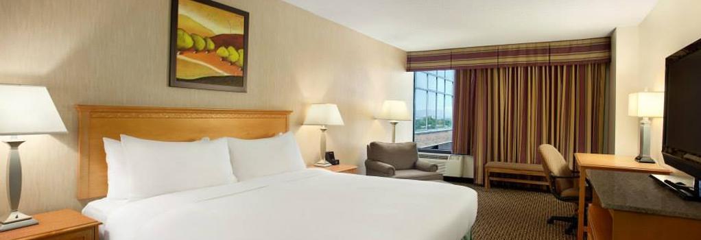 Radisson Hotel Denver Southeast, CO - オーロラ - 寝室