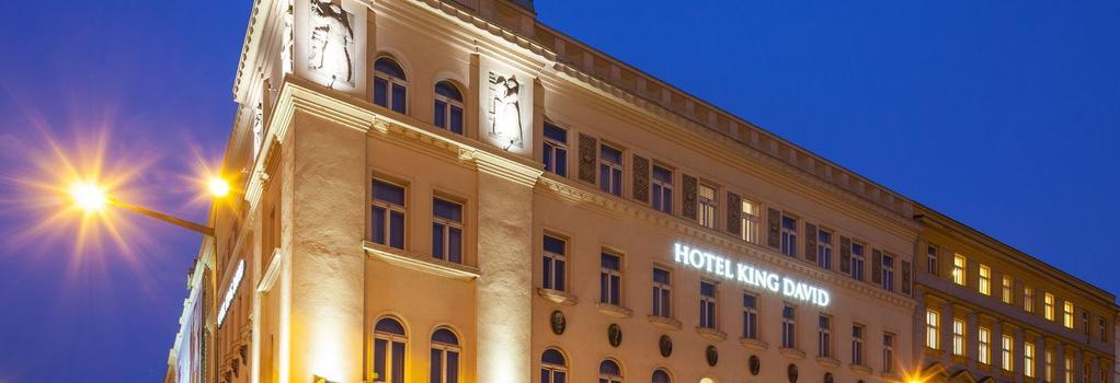 ホテル キング デイビッド プラハ - プラハ - 建物
