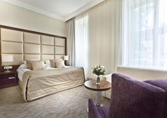 ホテル キング デイビッド プラハ - プラハ - 寝室