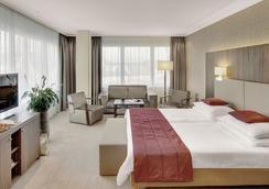 オーストリア トレンドホテル シラーパーク リンツ - リンツ - 寝室