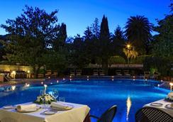 グランド ホテル ジャニコロ - ローマ - プール