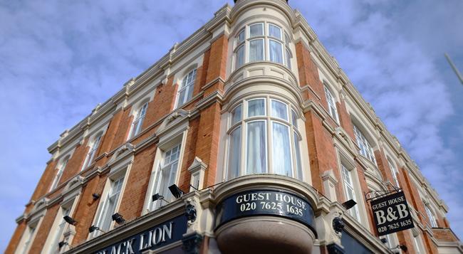 ブラック ライオン ゲストハウス - ロンドン - 建物