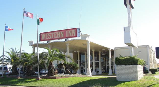 ウェスタン イン - ヒューストン - 建物