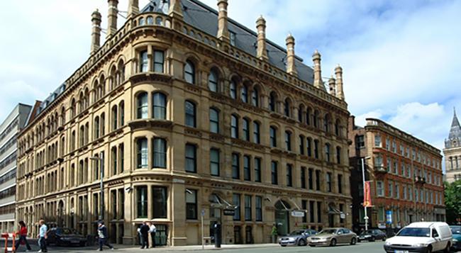 アロラ ホテル マンチェスター - マンチェスター - 建物