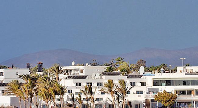 ホテル ラス コスタス - Puerto del Carmen - 建物