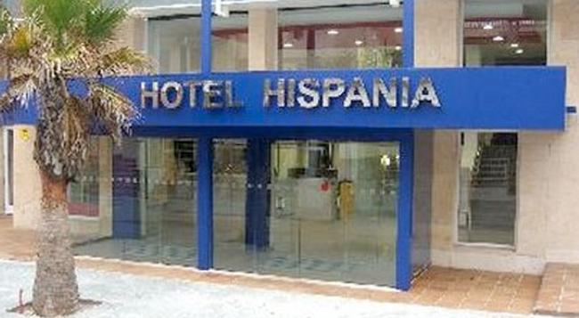 ホテル ヒスパニア - パルマ・デ・マヨルカ - 建物