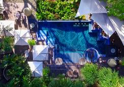 Makanda by The Sea Hotel - Adults Only - Manuel Antonio - プール