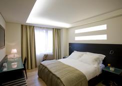 O&B アテネ ブティック ホテル - アテネ - 寝室