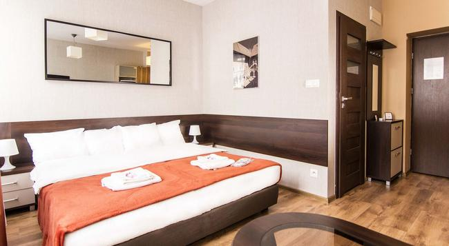 Lux Aparthotel - クラクフ - 寝室