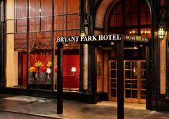 ブライアント パーク ホテル - ニューヨーク - 建物