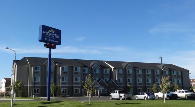Microtel Inn & Suites by Wyndham Dickinson - Dickinson - 建物