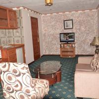 Venus Hotel Living Room
