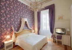 ルレ·ラ·コルテ·ディ·クロリス - フィレンツェ - 寝室