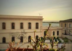 ホテル メディテラネオ - シラクーサ - 屋外の景色
