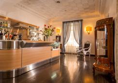 ホテル ニッツァ - ローマ - バー