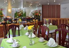 ミシオン エクスプレス ソーナ ロサ - メキシコシティ - レストラン