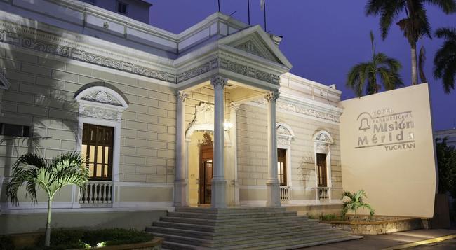 ミシオン メリダ パンアメリカーナ - メリダ - 建物