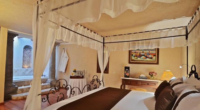 Hotel Misión Arcángel Puebla - プエブラ - 建物