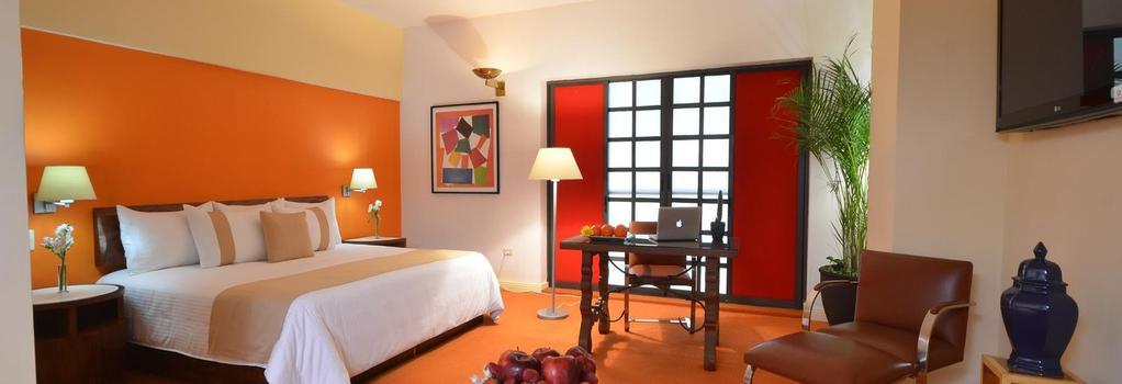 Hotel Mision Monterrey Historico - モンテレイ - 建物
