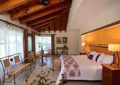 Misión San Miguel De Allende - San Miguel de Allende - 寝室
