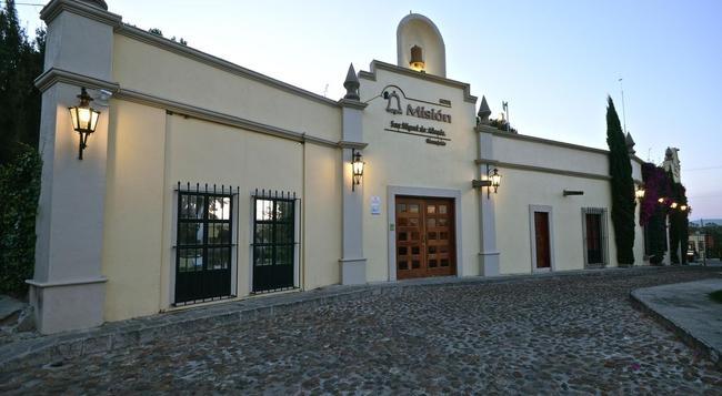 Mision San Miguel de Allende - San Miguel de Allende - 建物