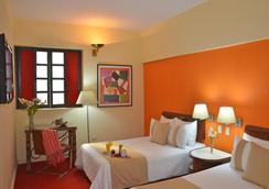 Hotel Mision Monterrey Historico - モンテレイ - 寝室