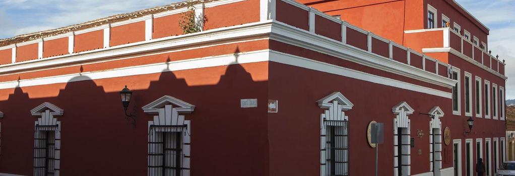 Hotel Mision Grand San Cristobal de Las Casas - San Cristóbal de las Casas - 建物