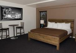 サンダーバード ブティックホテル - ラスベガス - 寝室