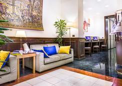 ホテル ディオクレツィアーノ - ローマ - ロビー