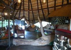 Elephant Valley Lodge - Kasane - ロビー