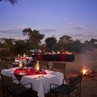 Elephant Valley Lodge Outdoor Dining