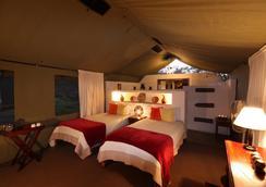 Elephant Valley Lodge - Kasane - 寝室