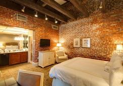 ドーフィン オーリンズ ホテル - ニューオーリンズ - 寝室