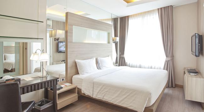 V レジデンス バンコク - バンコク - 寝室
