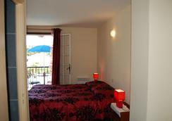 Hôtel de la Poste - グラース - 寝室