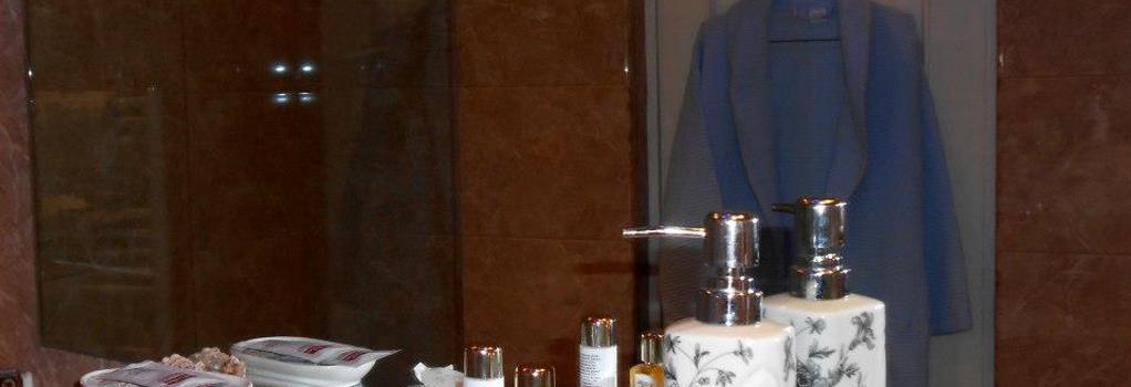 David Hotel - トビリシ - 浴室