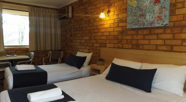 Ocean View Motor Inn - Merimbula - Merimbula - 寝室