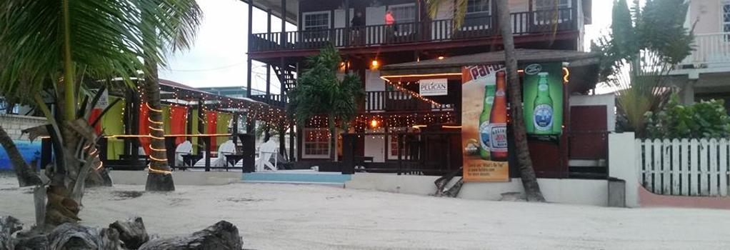 Ocean Tide Beach Resort - San Pedro Town - 建物